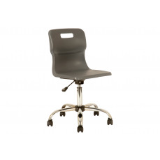 Titan senior swivel classroom chair