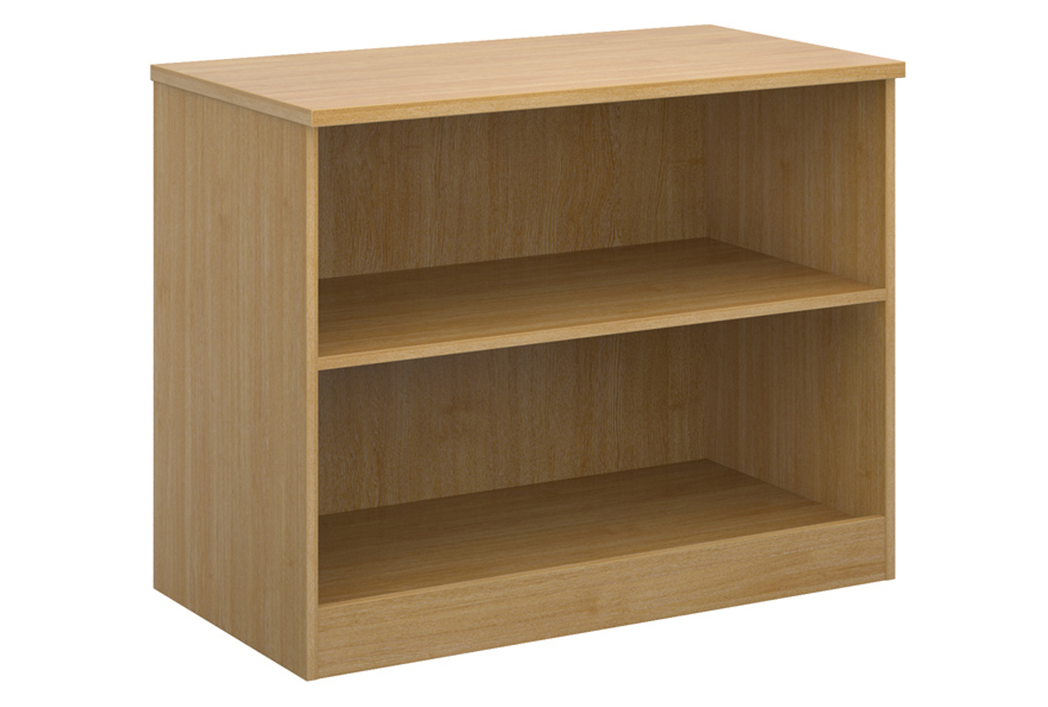 Image of High Capacity Bookcases, Oak