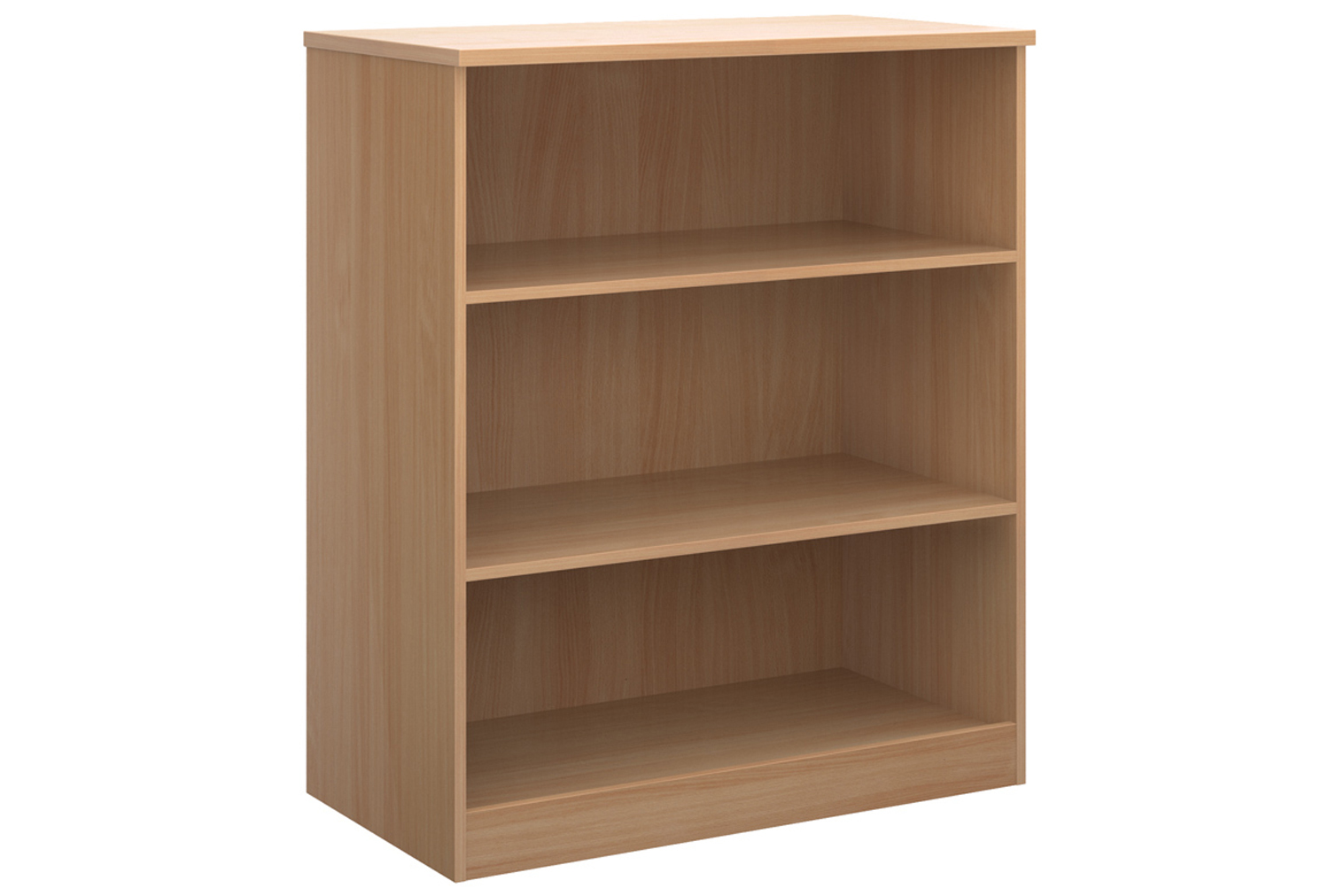 Image of High Capacity Bookcases, Beech