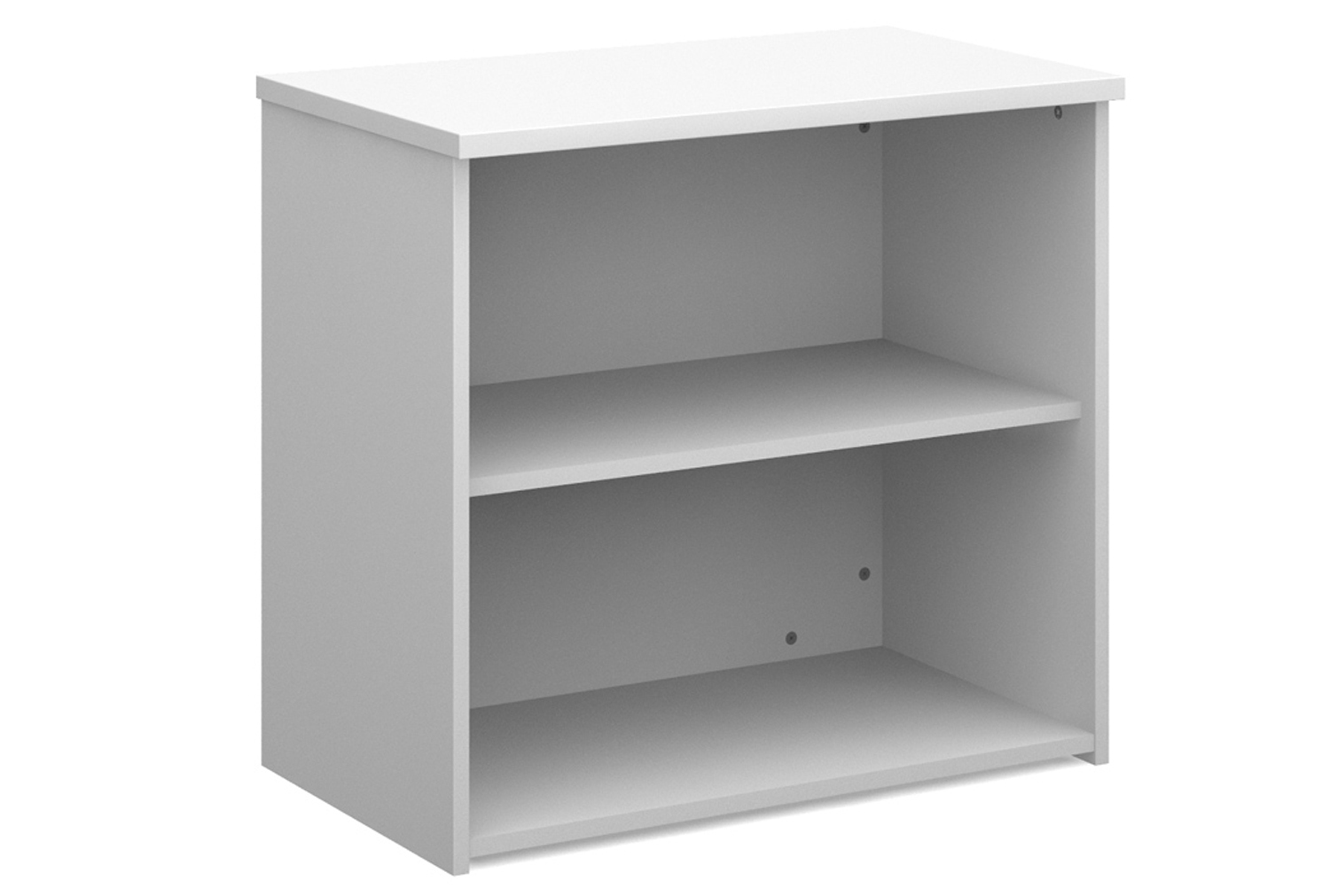 Image of Value Line Bookcases, White