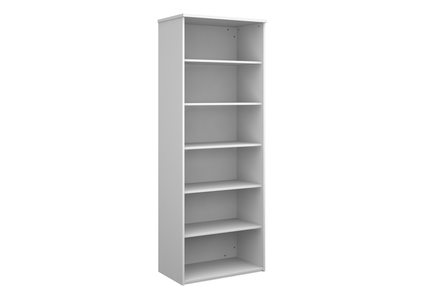 Image of Duo Bookcases, White