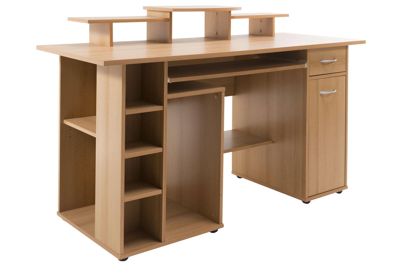 Woodford Computer Desk Beech