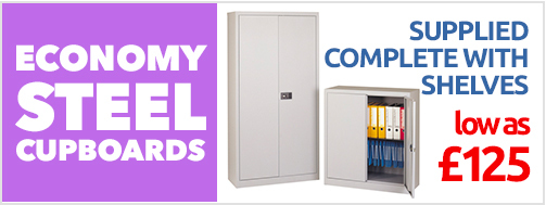 Economy Steel Cupboards