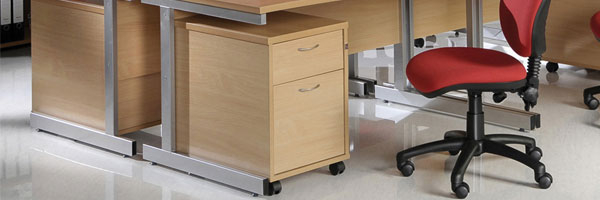 Desks with Drawers for the Office