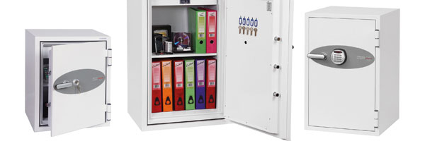 Burglary & Fire Safes