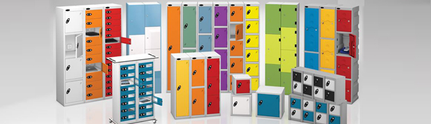 Lockers - Every Single Combination You Can Think Of!