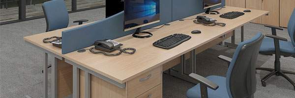 Office Desks for Business or Home Working - Free UK Delivery