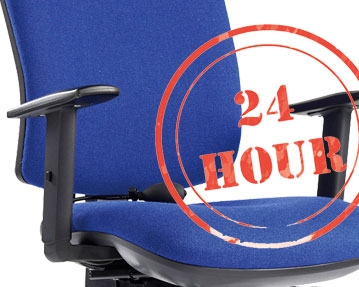 24 Hour Designer Office Chairs