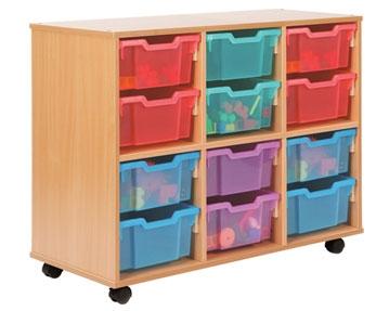 Allsorts Tray Storage Units