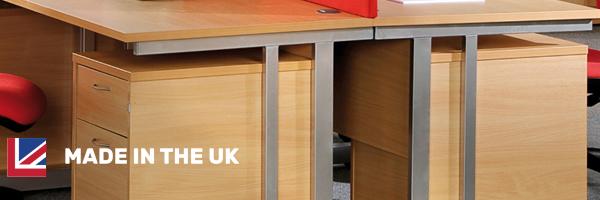 All Beech Office Desks & Furniture