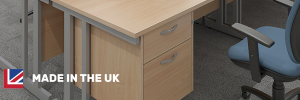 All Oak Wood Desks & Furniture