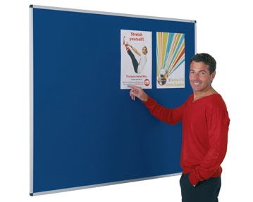 Aluminium Noticeboards