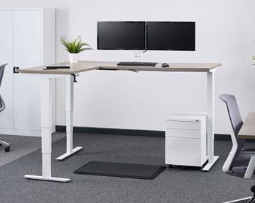 Bailey Height Adjustable Desks