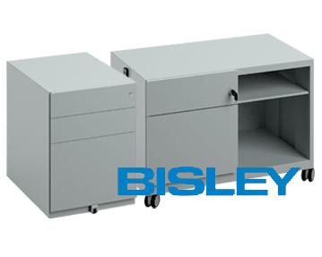 Bisley Metal Desk Drawers