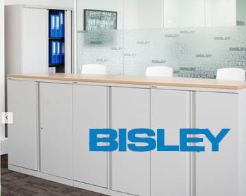 bisley steel storage