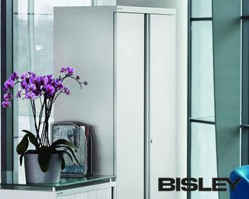 Bisley Systemfile Two Door Cupboards