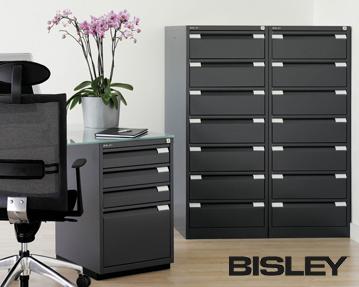 Bisley Card Index Storage