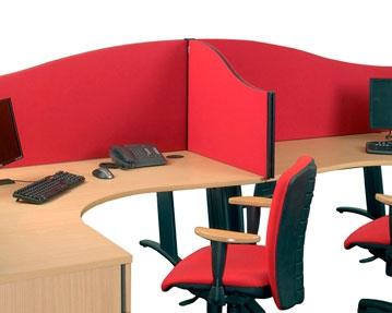 Busy Desk Screens