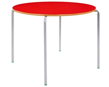 Circular Crush Bent Tables