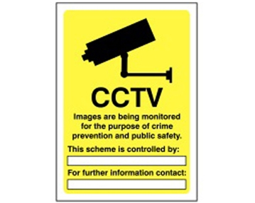 CCTV Information Signs