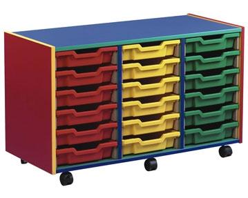 Colour My World Tray Storage