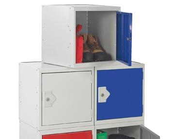 Standard Cube Lockers