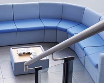 Fabric Modular Seating