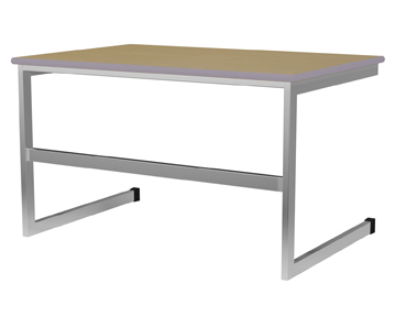 Educate C-Frame Classroom Tables