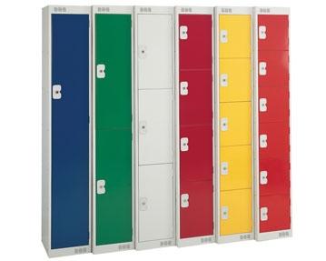 Deluxe Lockers