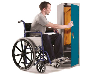 Disability Lockers