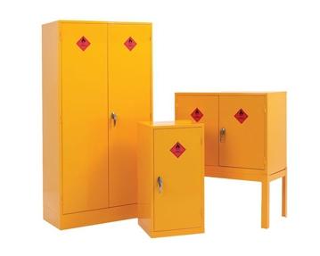Dangerous Storage Cabinets