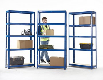Office Shelving & Racking Storage