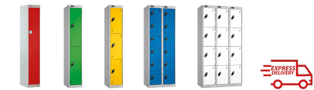 Express Delivery Lockers - 5 Days!