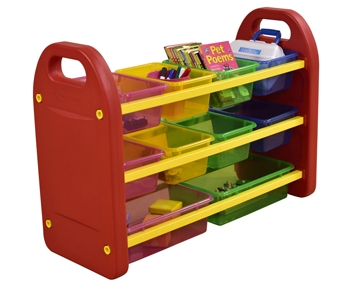 Early Years Tray Storage