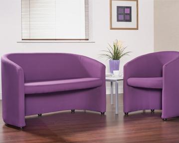 Premium Fabric Tub Seats