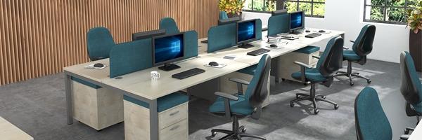 Union Bench Desks