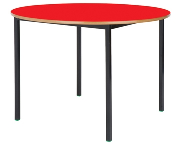 Circular Fully Welded Tables