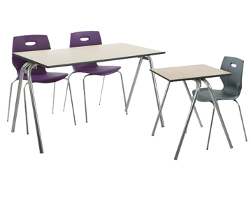 Geo Stacking Classroom Tables