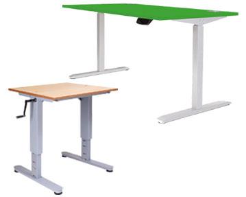Educate Height Adjustable Tables