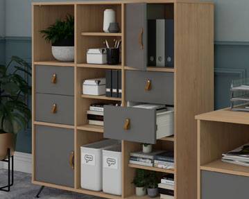 Home Office Cube Storage
