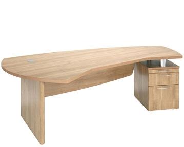 Kidney Shape Desks