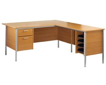 L Shape Desks