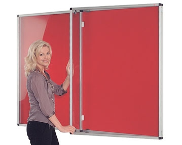 Lockable Noticeboards