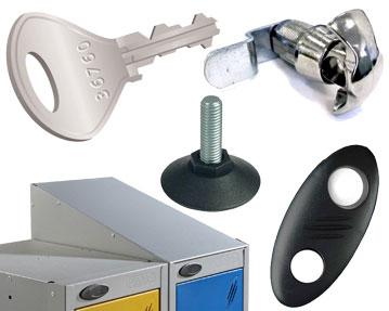 Locker Spare Parts