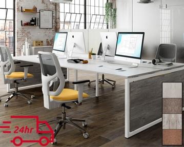 Next-Day Lasso Bench Desks
