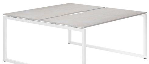 Lasso Bench Desks (Concrete)