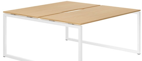 Lozano Bench Desks (Beech)