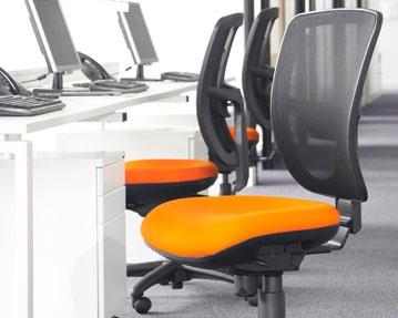 Operator Mesh Chairs