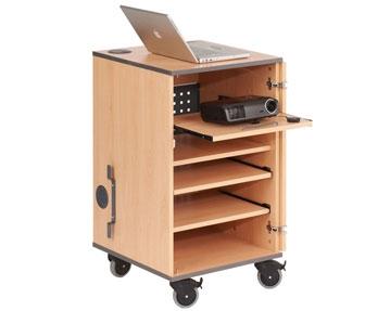 Multi Media Cabinets