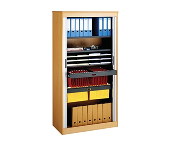 Wood Multi Storage Cupboards